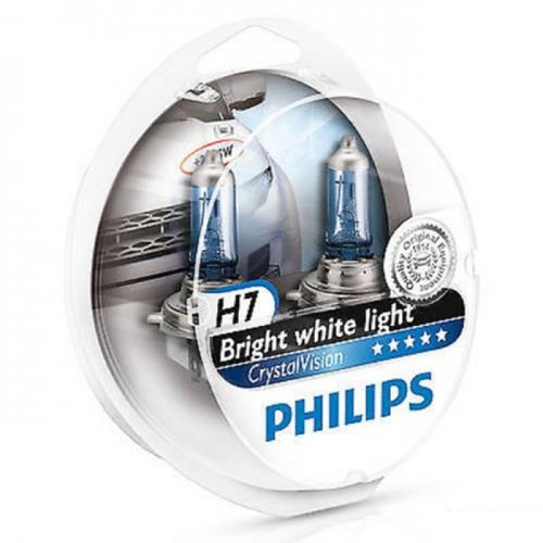 Philips Crystal Vision H7 12V-55W