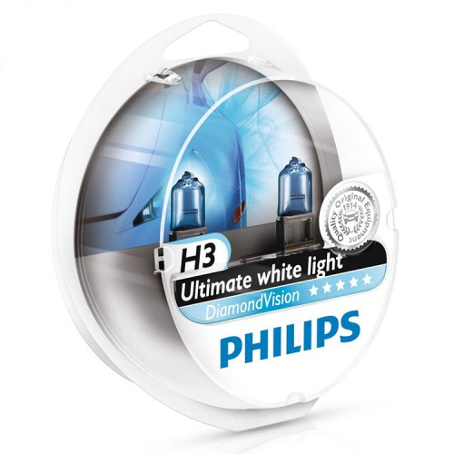 Philips Diamond Vision H3