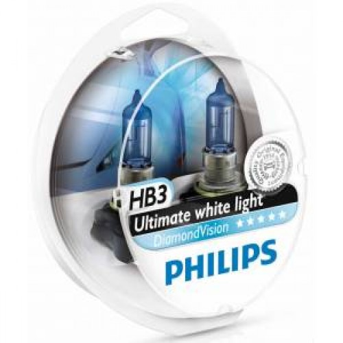 Philips Diamond Vision HB3 9005