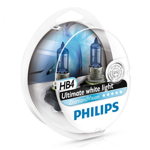 Philips Diamond Vision HB4 9006